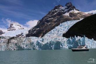 Glaciar Spegazzini Los Glaciers National park