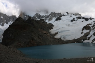 Hike to Lago de los tres